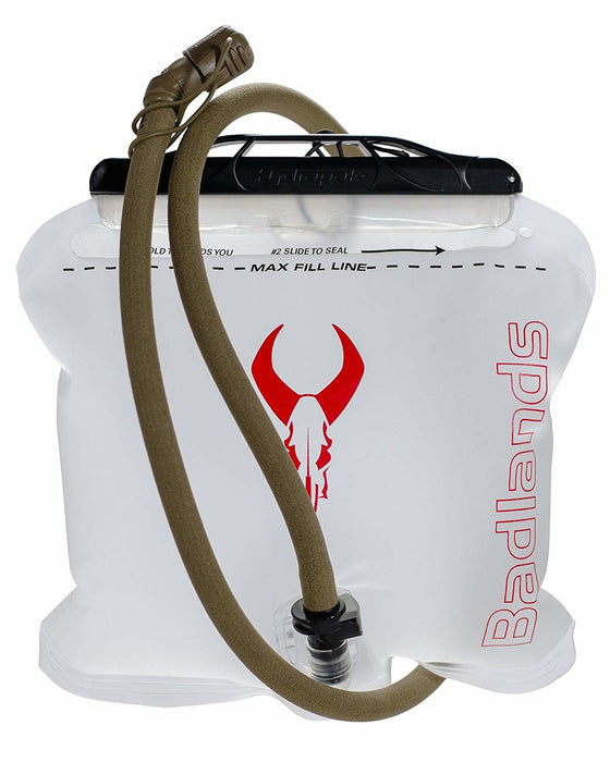 Badlands Hydration Reservoir with Insulated Drink Tube