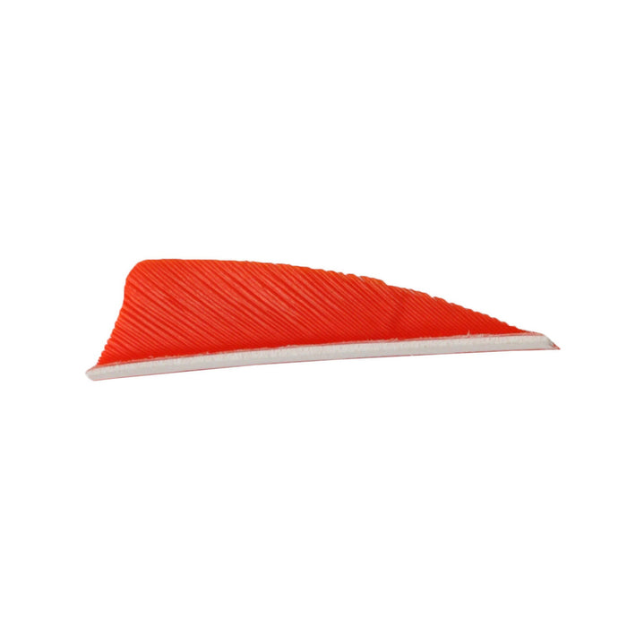 SAS 2-1/4-in Shield LW Feathers Solid Colors