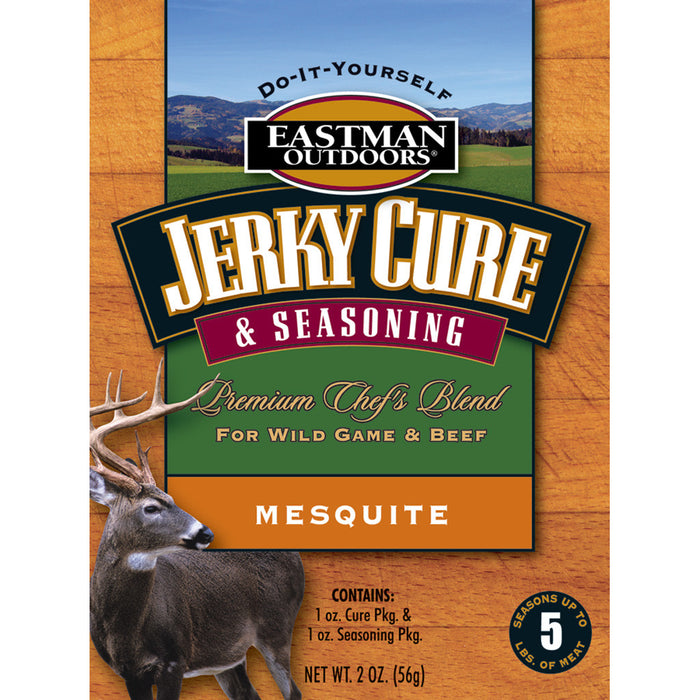 Eastman Outdoors Jerky Cure & Seasoning Makes 5 Pounds