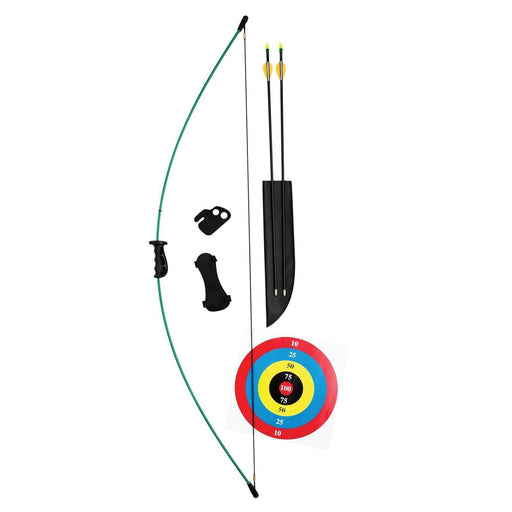 Bear Archery Crusader Youth Long Recurve Bow Set