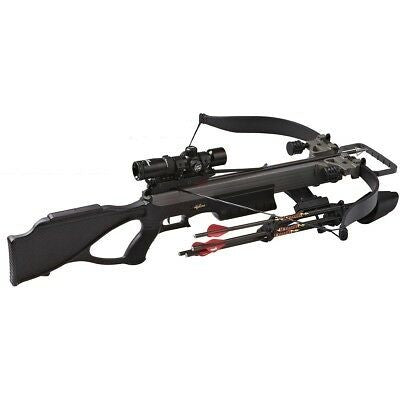 Excalibur Matrix 380 Blackout Tact-Zone Lite Stuff Crossbow Package