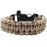 SAS Survival Paracord Bracelet 550lbs With Whistle