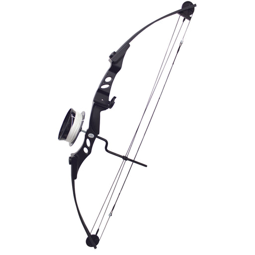 "SAS Siege 55 lb 29"" Compound Bowfishing Bow Package"