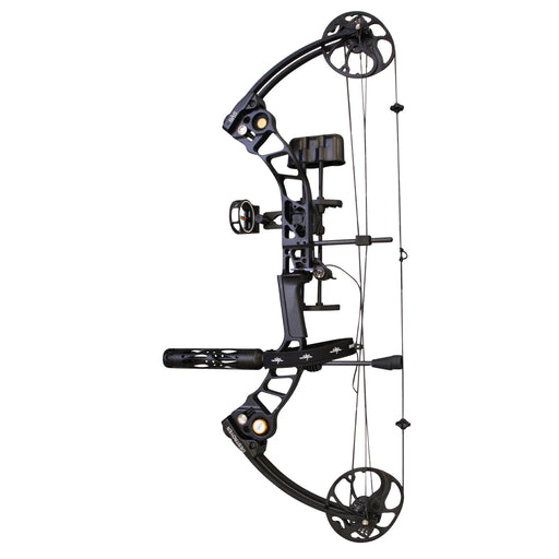 "SAS Destroyer 19-55 lbs Archery Compound Bow ATA 31"" (Black Travel Package)"