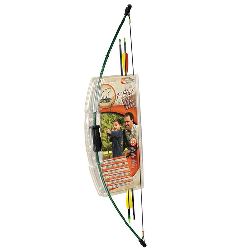 Bear Archery 1st Shot Recurve Youth Bow Set