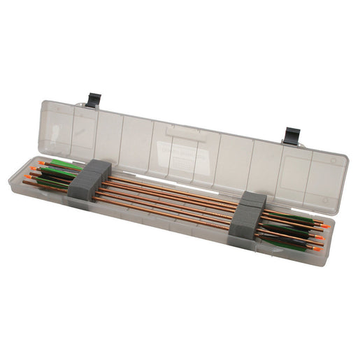 MTM Arrow & Bolt Cases - Compact - Clear Smoke