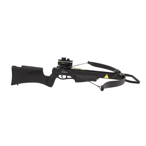 Chace-Wind 150 lbs Recurve Crossbow Red Dot Scope Package - Black