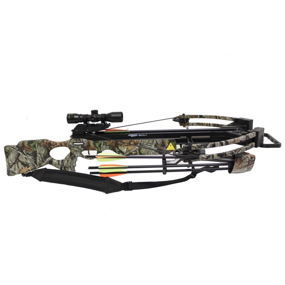 Chace-Sun II 165 lb 375FPS 4x32 Scope Crossbow Package