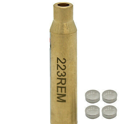Cartridge Rem Laser Rifle Bore Sighter for 223 Remington