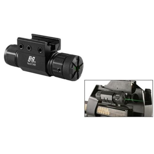 NcStar APRLSMG Green Laser w/ Weaver Mount and Pressure Switch