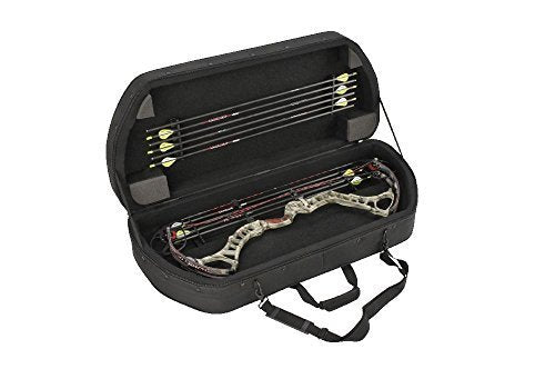 SKB Sports Hybrid Bow Case (Small), 39 x 15 x 5-Inch