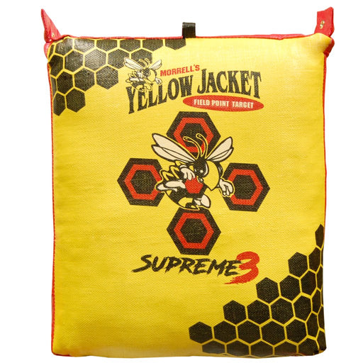 Morrell Targets Yellow Jacket Supreme 3 F/P Bag Target