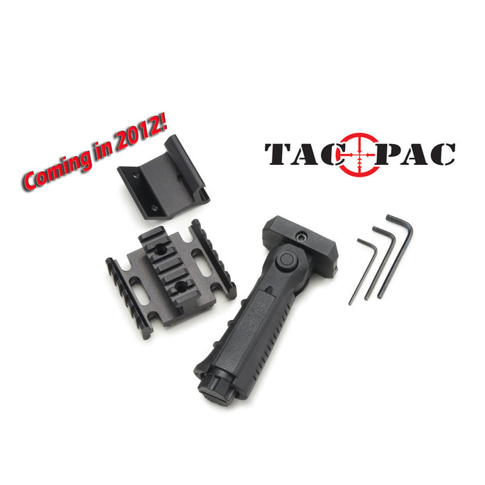 Excalibur Tac-Pac Weaver Rail Crossbow Grip Forward Hand