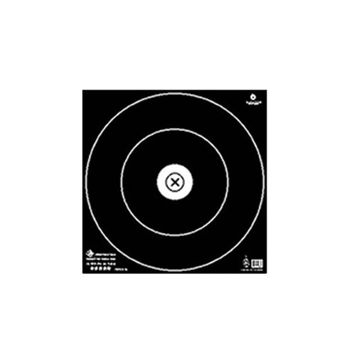 "Maple Leaf Hunter Target 20.75"" x 20.75"" 50cm Diameter"
