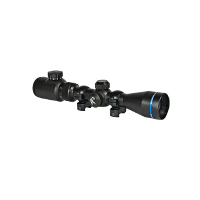Darton 2-7 x 40 Scorpion Scope With Multi-Crosshair Reticle