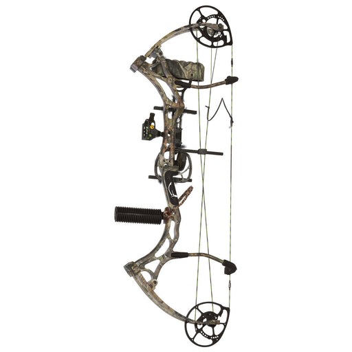 Bear Archery Method Realtree Camo Shadow Compound Bow Package
