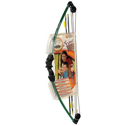Bear Archery Scout Youth Bow Set Package