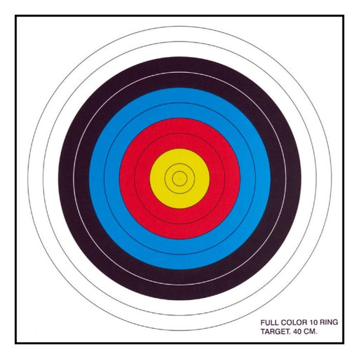 30-06 Outdoors 10 Ring Paper Target