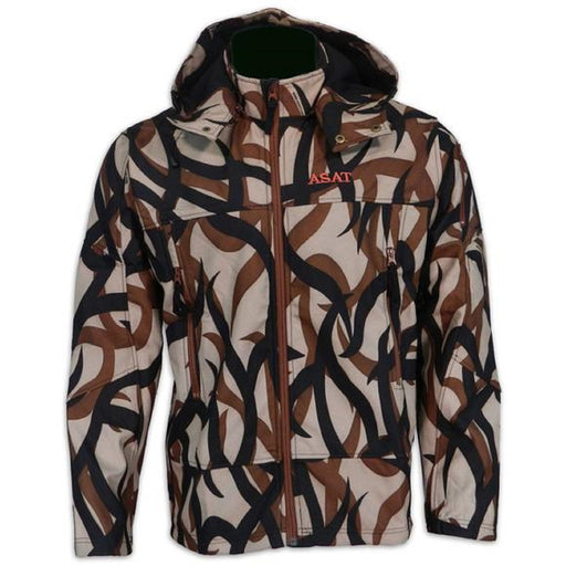 ASAT Outdoors Youth Series Insulated Bomber Jacket Camo Hunting Wind Proof