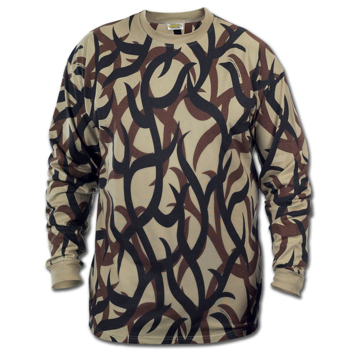 ASAT Classic Camo Long Sleeve T-Shirt