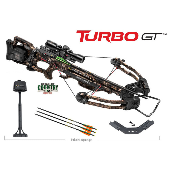 TenPoint Turbo GT Crossbow Package
