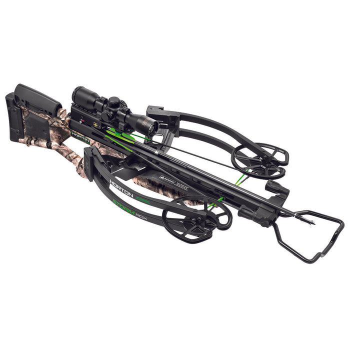 Horton Storm RDX Crossbow Package - Pro-View 2 Scope, Acudraw