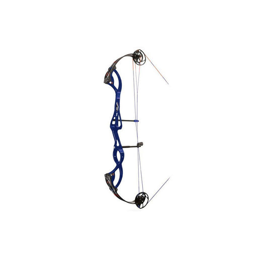 PSE Xpression Compound Target Bow 29 #50 Blue Right Hand US Made