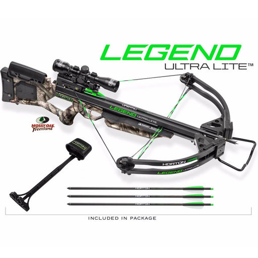 Horton Legend Ultra-Lite™ Crossbow Package