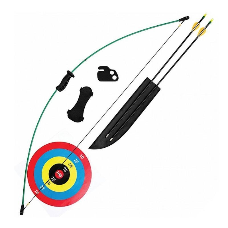 Bear Archery Wizard Long Bow Set