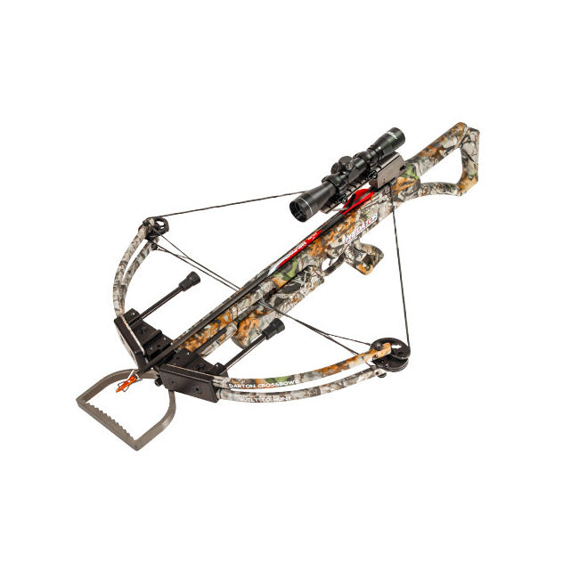 Darton Archery Terminator II Crossbow Camo Hunting Package