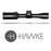 Hawke Optics Panorama Riflescope 1/2 Mil Dot