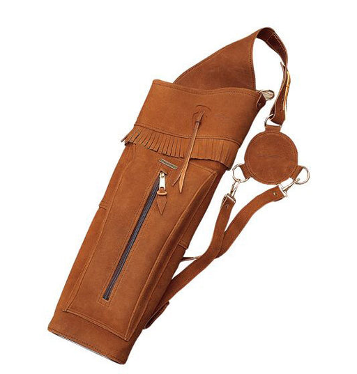 NEET Leather Quiver Left