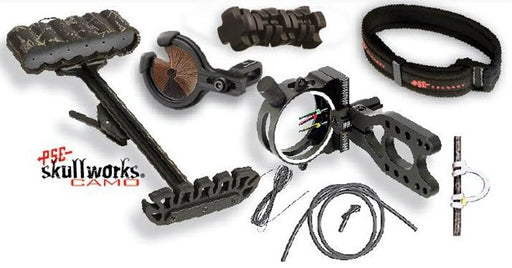 PSE Aries Skullworks Archery Accessory Package