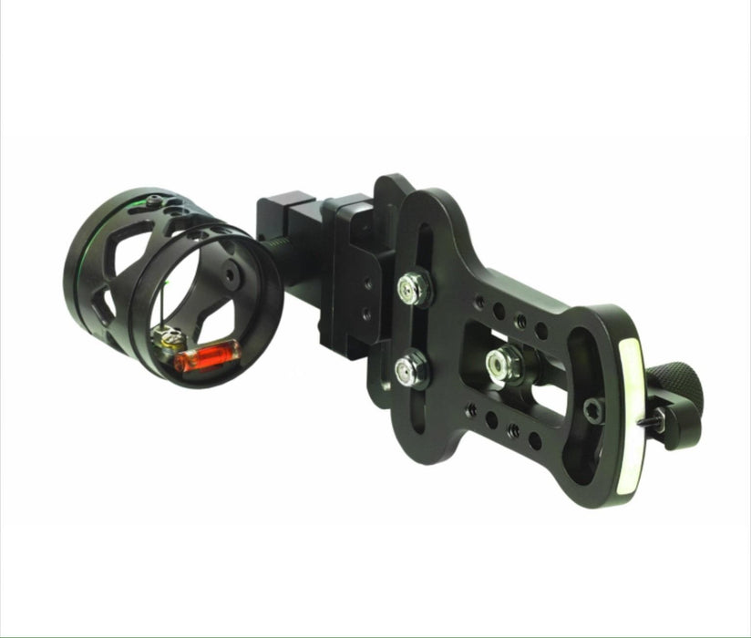"PSE X-Force Slider .019"" Single Pin Black Archery Sight"