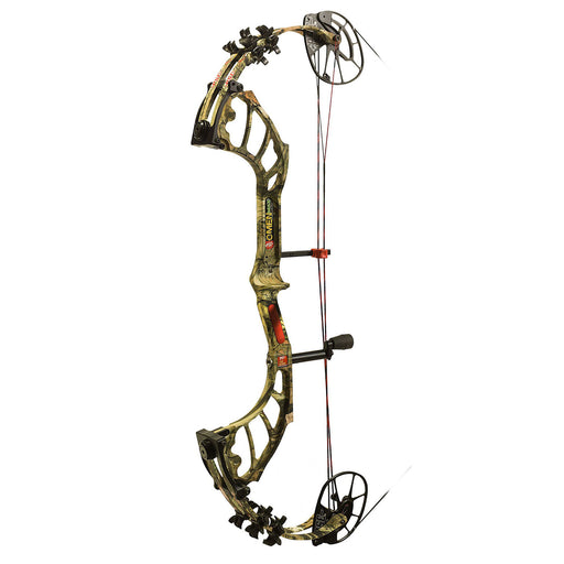 PSE Pro Series Omen Max Target Compound Bow MAX If 28-60 366 FPS US Made