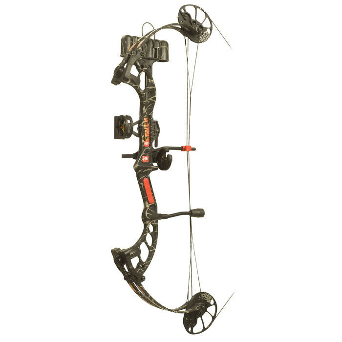 "PSE RTS Fever Compound Bow - RH 25"" 50lbs."