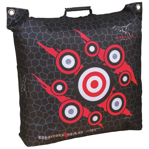 "Rinehart Targets 26"" Rhino Bag Target Dual Layered Power Band Technology - Black"