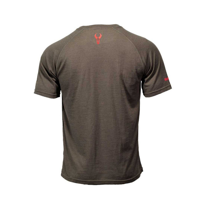 Badlands Mutton Base Layer Shirt Short Sleeve