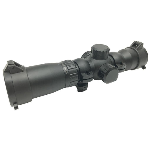 Ravin 20-100 Yard Illuminated Crossbow Scope 300-425FPS