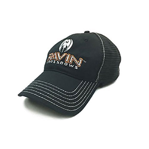 Ravin Logo Black Hat