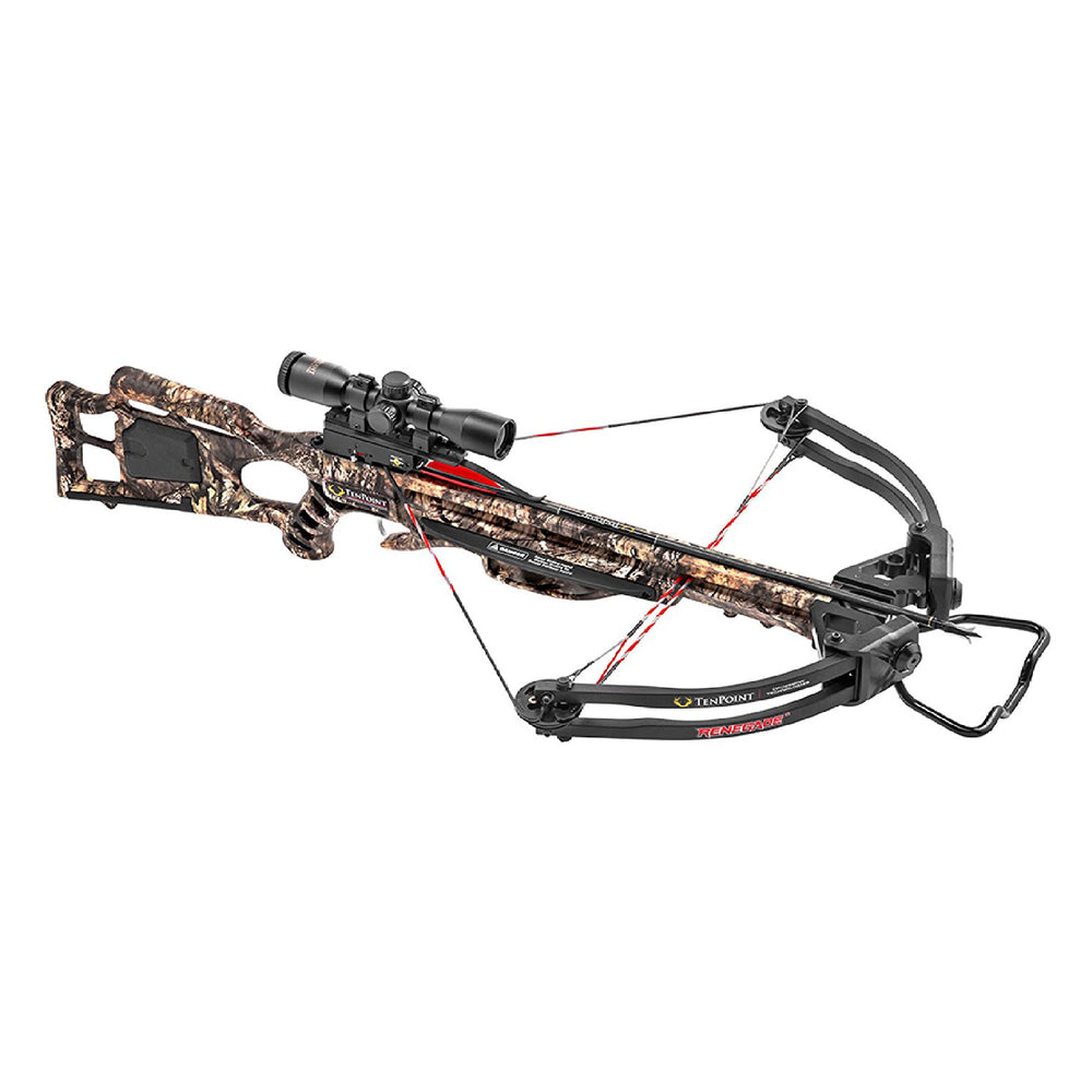Tenpoint Renegade Crossbow Package Pro-View 2 Scope
