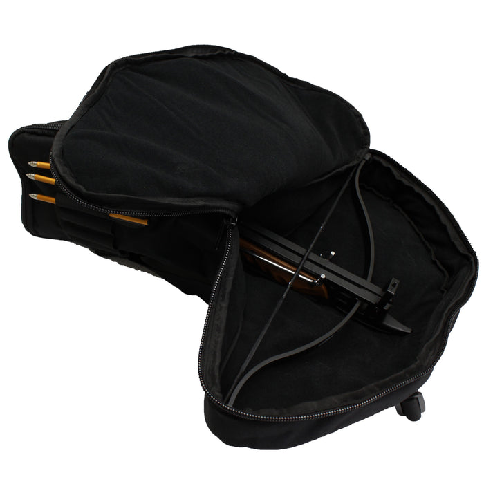 PADDED CARRYING BAG FOR PISTOL CROSSBOW  WITH SHOULDER STRAP