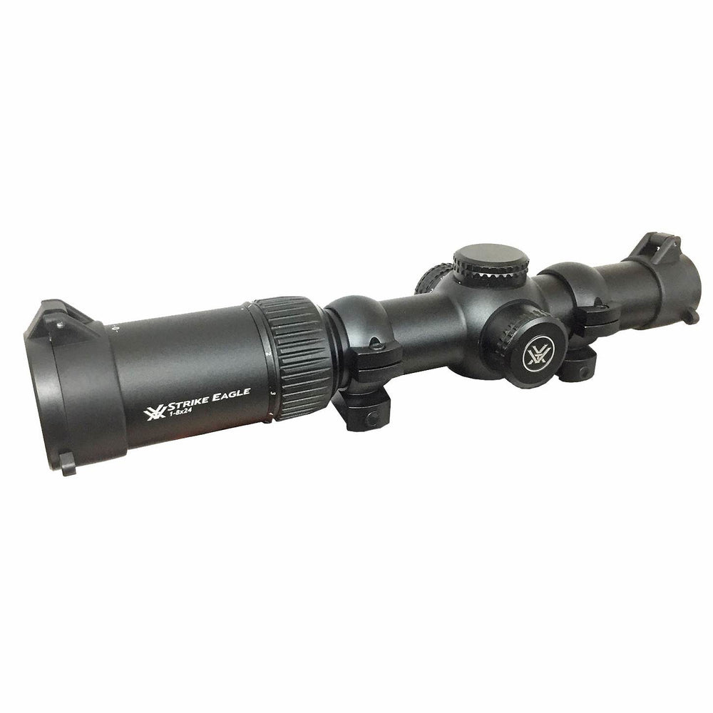 Ravin Vortex Strike Eagle Crossbow Scope Illuminated 1-8x24
