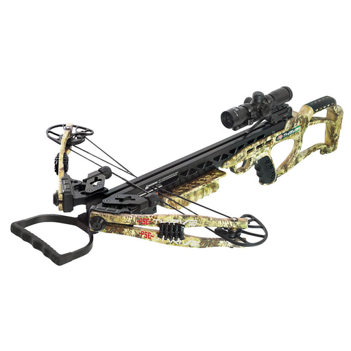PSE Thrive 400 Crossbow 4x32 Illuminated Scope Package