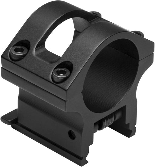 "NcSTAR MWM Weaver Style Mount for 1"" QR Flashlight Laser - Open Box"