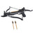 SAS Prophecy 80lbs Self-Cocking Pistol Crossbow with Cobra System Limb + 3 Bolts