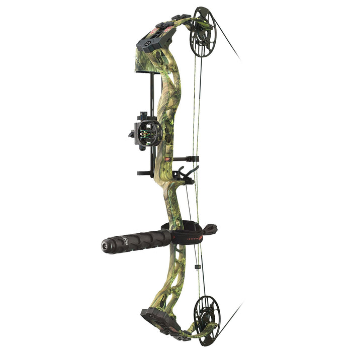 PSE Evolve Series Ferocity Compound Bow RH Ready to Shoot Package