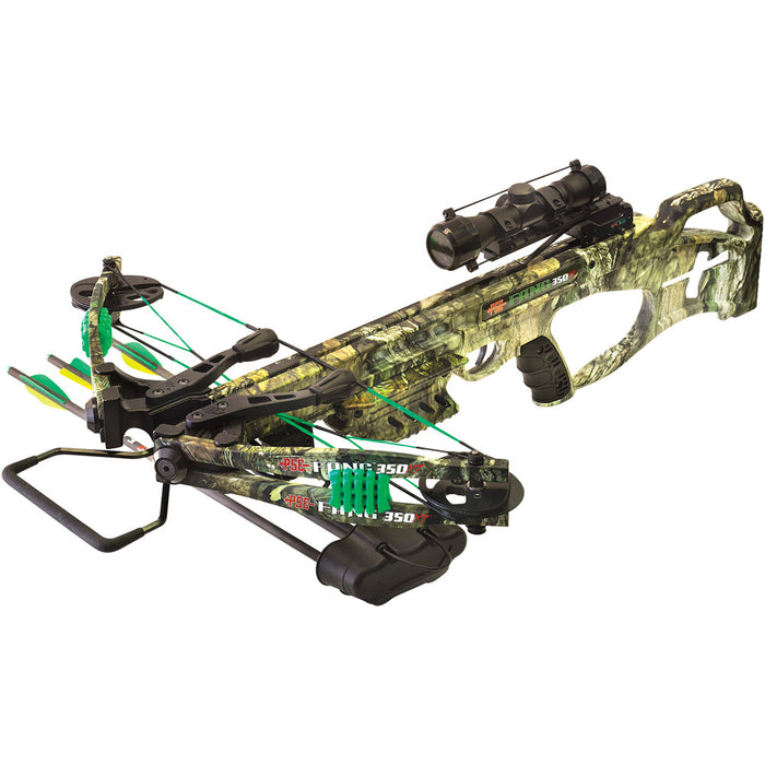 PSE Fang Series XT Crossbow Package