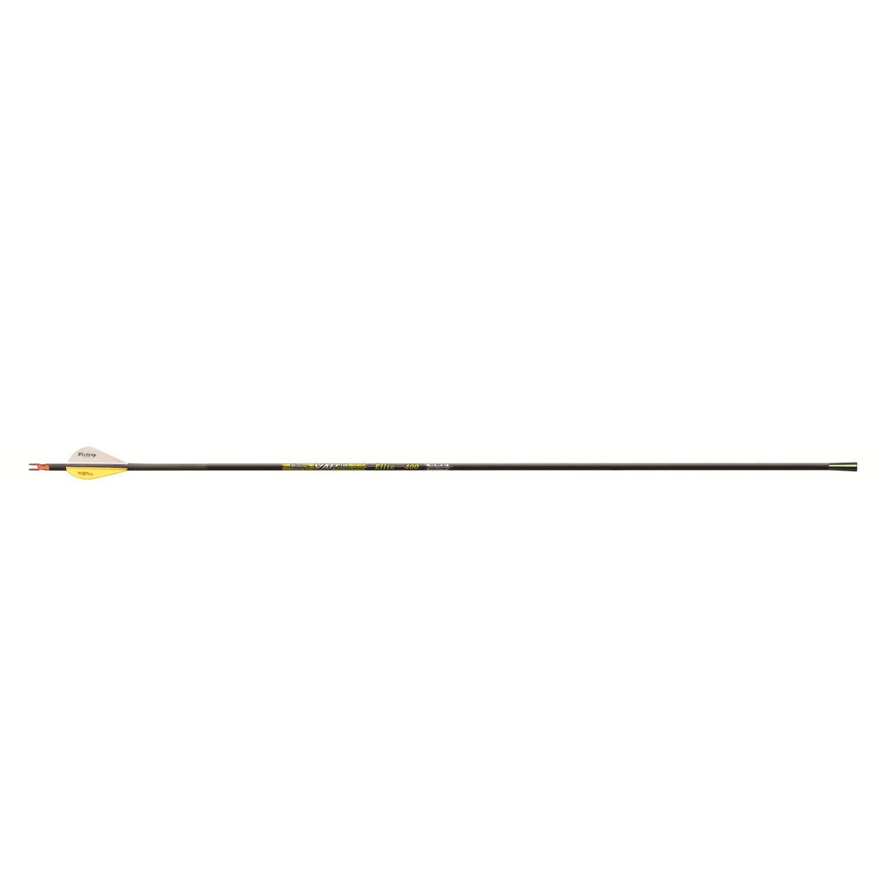 "Victory Archery VAP Elite Arrows with Blazer Vanes .001"" Hunting (Pack of 6)"