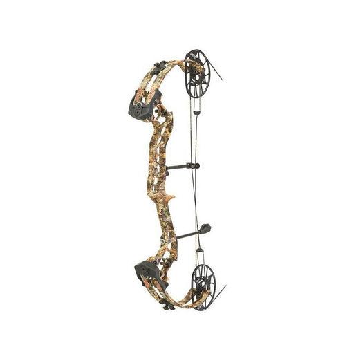 PSE Evolve 28 EC Compound Bow Country Camo 29 In 70 Lbs - Right Hand